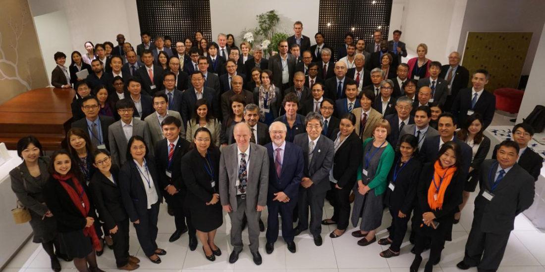 レジリエントな都市のための環境技術 大阪国際会議