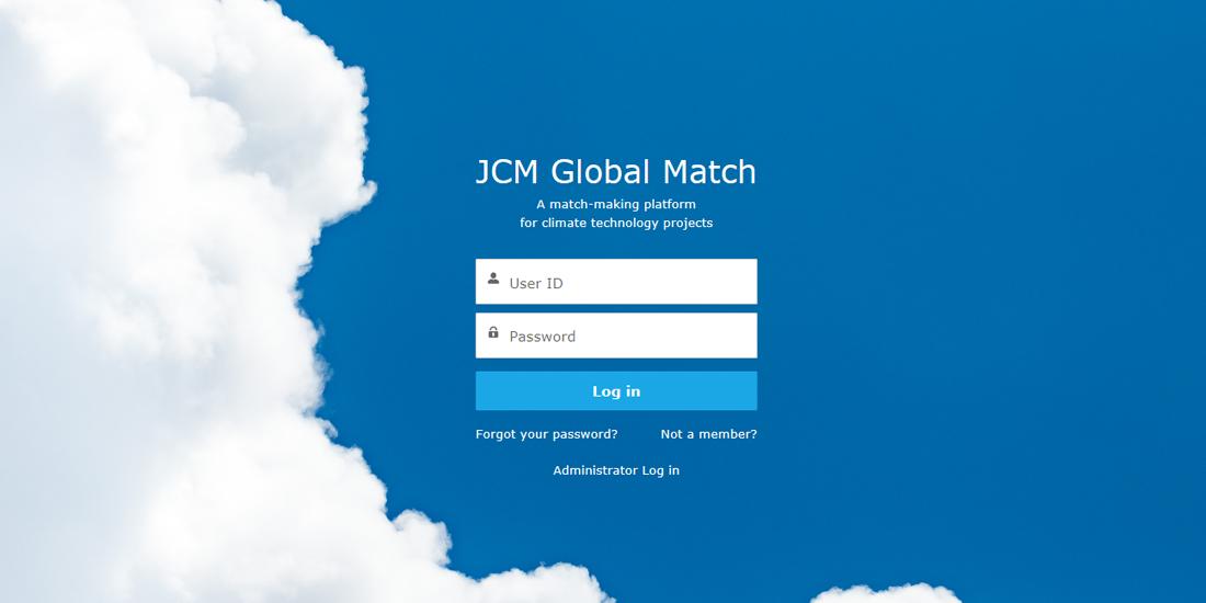 「JCM Global Match」サービス開始!